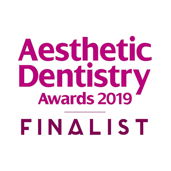 Aesthetic Dentistry Awards 2019 - FINALIST