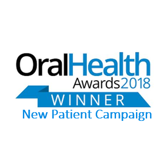 Oral Health Awards 2018 - Best New Patient Campaign